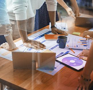 Marketing – und Vertriebslösung